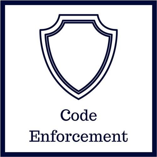 Report Code Enforcement