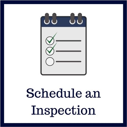 Schedule an Inspection