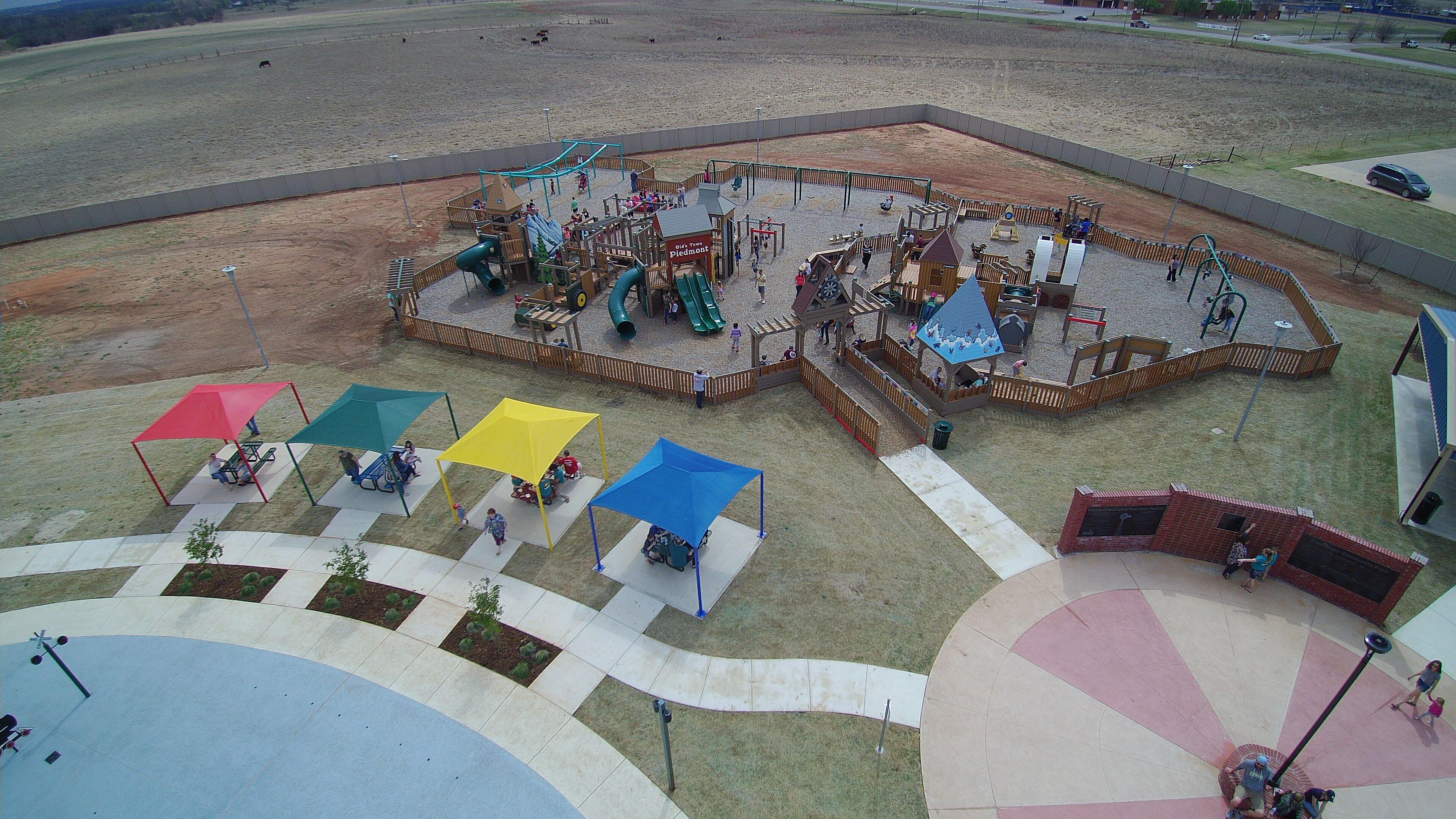 Piedmont Oklahoma Mayors Christmas Tree Lighting 2020 Community Events   Piedmont, OK